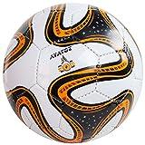 #2: Avatoz Brazuca Replica Football - Size: 5, Diameter: 26 cm(Pack of 1, Multicolor)
