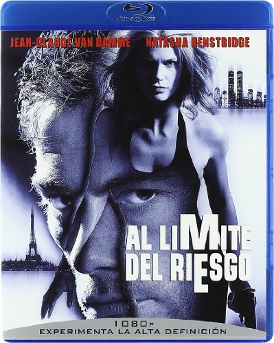 Al límite del riesgo [Blu-ray] 61oRoEFJMNL