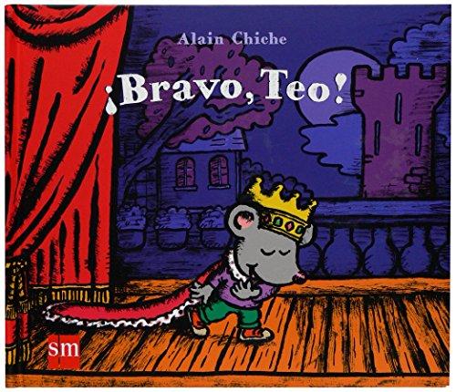 ¡Bravo, Teo! (Diorama) por Alain Chiche