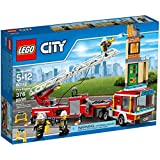 LEGO City Fire Engine Set #60112 by LEGO