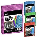 ASAB Teppich-Matte für Teppich–rutschfeste Matten–rutschfeste Mehrzweck-Matte–rutschfeste Unterlage 30X 150cm Orange