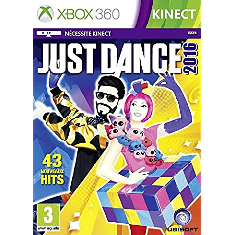 Just Dance 2016 [Importación Francesa]