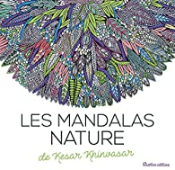 Mes mandalas nature par Kesar Khinvasara
