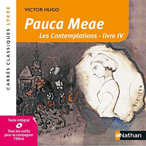Pauca Meae par Victor Hugo, Me Laure Blanc Halevy