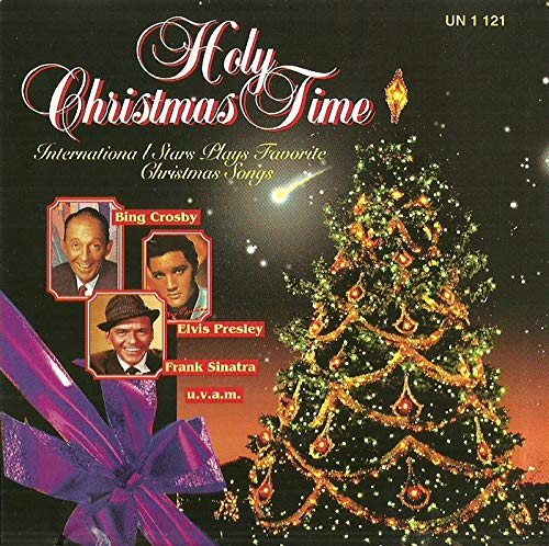 HoIy Christmastime (Jim Reeves Christmas)