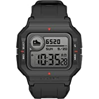 Amazfit Neo Smart Watch, Retro Design, 28-Day Battery Life, Always-on Display, 5ATM Water Resistant, Lightweight, 4…