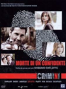 Crimini - Morte di un confidente [Import italien]