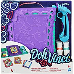 Ensemble de jeu Hasbro Play-Doh Vinci Anywhere Art Studio