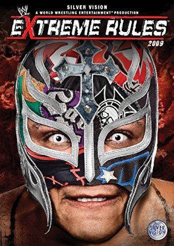 WWE - Extreme Rules 2009 - Dvd Extreme Wwe