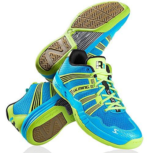 Salming , Chaussures de handball pour homme Jaune Jaune jaune