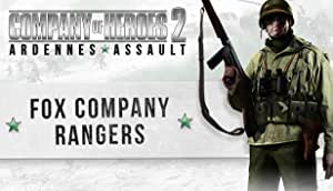 Company of Heroes 2 - Ardennes Assault: Fox Company Rangers [Code Jeu PC - Steam]