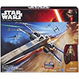 Star Wars The Force Awakens Resistance X-Wing With Exclusive Poe Dameron
