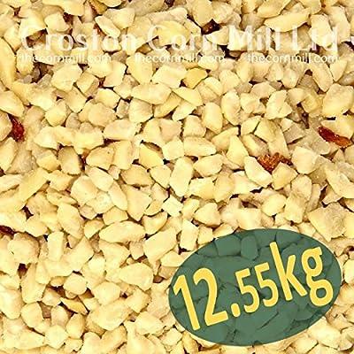 12.55kg 'Wheatsheaf' Peanut Granules for Wild Birds by Croston Corn Mill