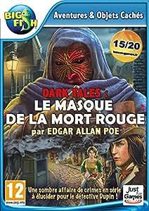 Dark Tales : le masque de la mort rouge par Edgar Allan Poe
