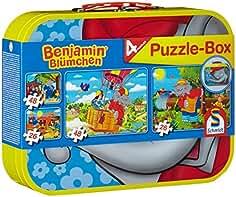 Schmidt Spiele 42250 27 cm liegend Benjamin Blümchen