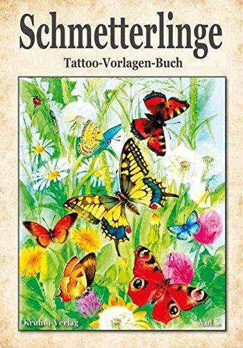 schmetterlinge-volume-1-tattoo-vorlagen-buch