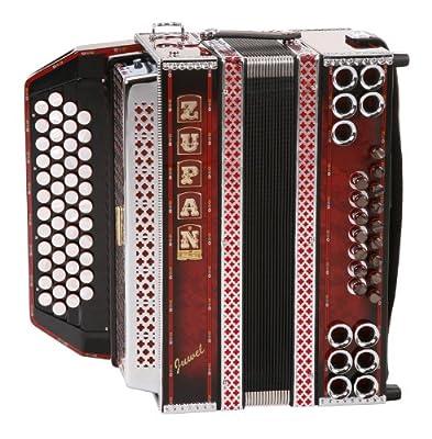 Zupan Juwel IVD Harmonika Shadow Red (G-C-F-B)