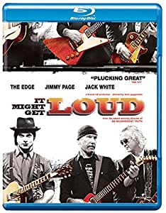 It Might Get Loud [Blu-ray] [Region Free]