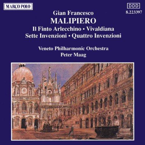 Finto Arlecchino (Il) - Vivaldiana - Invenzioni
