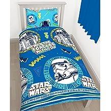migliore online marchi riconosciuti nuovi prezzi più bassi lenzuola star wars - Disney - Amazon.it