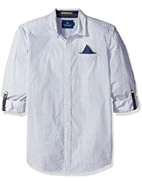 Scotch & Soda Herren Freizeithemd Detailed Shirt | Regular Fit