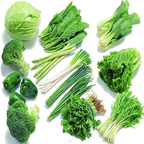(Ordine della miscela minimo di $ 5) 1 confezione originale 100 PCS Raddish Vegetable Seed
