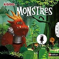 Le Grand Livre Pop Up Des Monstres Livre Anime Kididoc
