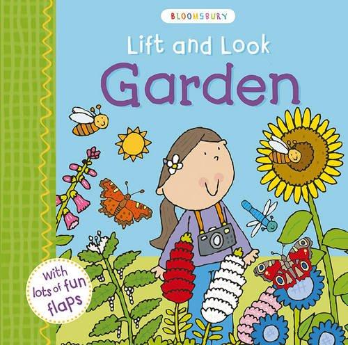Lift and Look Garden (Bloomsbury Lift & Look)