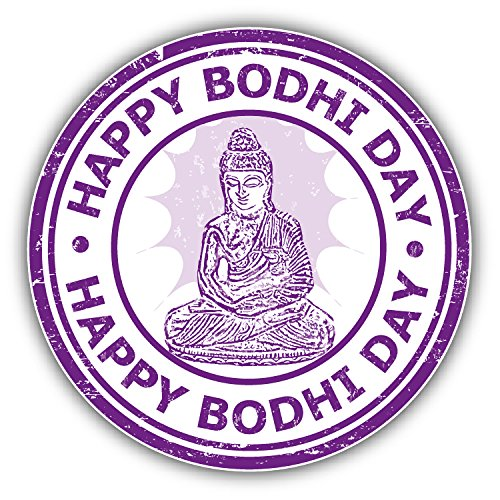 happy-bodhi-day-grunge-rubber-stamp-car-bumper-sticker-decal-12-x-12-cm