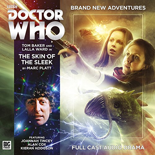 The Fourth Doctor Adventures: 6.8 the Skin of the Sleek (Doctor Who: The Fourth Doctor Adventures) -