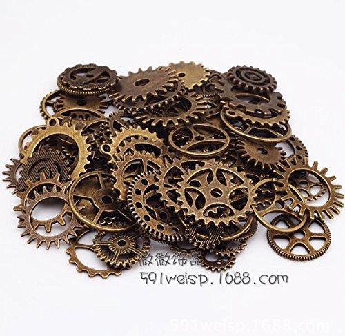 fendii-steampunk-gears-e-ingranaggi-bulk-per-gioielleria-accessori-100g-bag