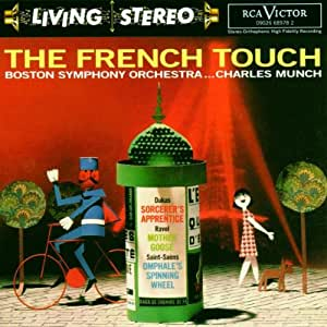 Living Stereo - The French Touch (Aufnahmen 1957-1958 / 1962)