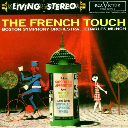 Touch Stereo (Living Stereo - The French Touch (Aufnahmen 1957-1958 / 1962))