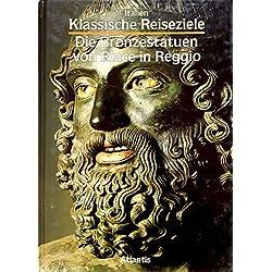 Italien Klassische Reiseziel. Die Bronzestatuen von Riace in Reggio.