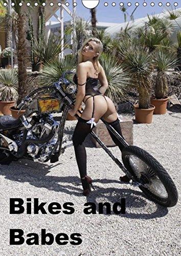 Preisvergleich Produktbild Bikes and Babes (Wandkalender 2017 DIN A4 hoch): Motorräder und Mädchen (Monatskalender, 14 Seiten ) (CALVENDO Menschen)