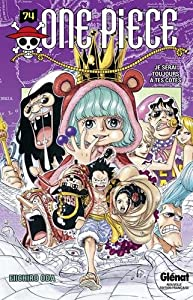 One Piece Edition originale Tome 74