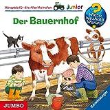Der Bauernhof: Wieso? Weshalb? Warum? junior