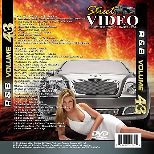 street-video-music-dvd-rb-volume-43-brandneu-aus-usa