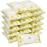 Amazon Brand - Mama Bear Fresh Lightly Fragranced Baby Wipes – Pack of 18 (Total 1008 wipes)