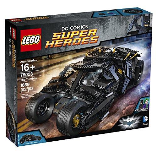 LEGO 76023 Superheroes, The Tumbler (The Dark Knight Lego Set)