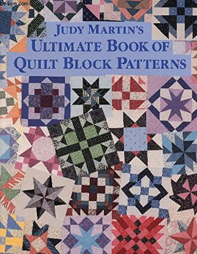 Online Pattern-blocks (Judy Martin's Ultimate Book of Quilt Block Patterns)