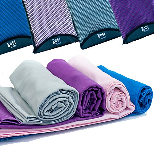 Quick Dry Towel - Lightweight - Highly Absorbent