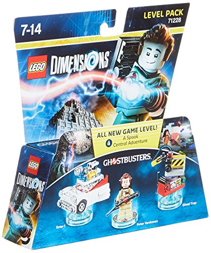 LEGO Dimensions - Level Pack - Ghost Busters (Ghost Lego Minifigur)
