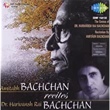 Bachchan Recites Bachchan-Genius Of Hrb