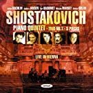 Shostakovich: Piano Quintet, Piano Trio 1, Five Pieces for 2 Violins and Piano