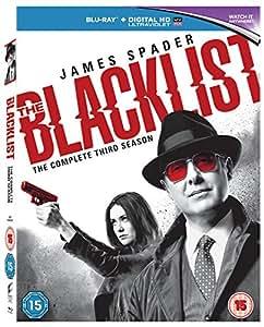 The Blacklist - Season 3 [Blu-ray] [Region Free]