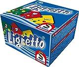 Schmidt - Ligretto Gioco di Carte, Blu
