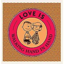 Love Is Walking Hand in Hand (Peanuts)