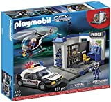 Playmobil - City Action Poste de police (5607)