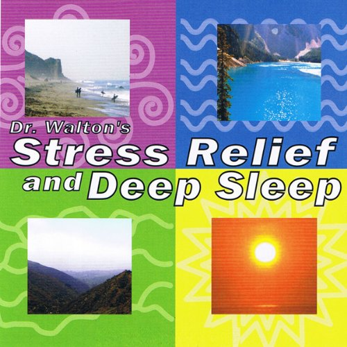 Dr. Walton's Stress Relief and Deep Sleep  Audiolibri